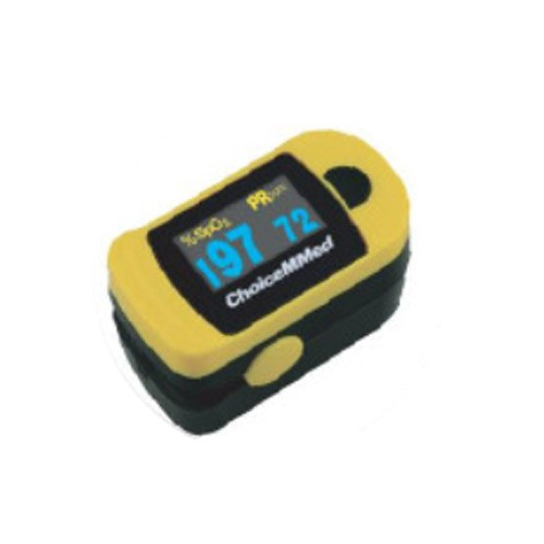 ChoiceMMed Oxymeter MD300C20 - Yellow