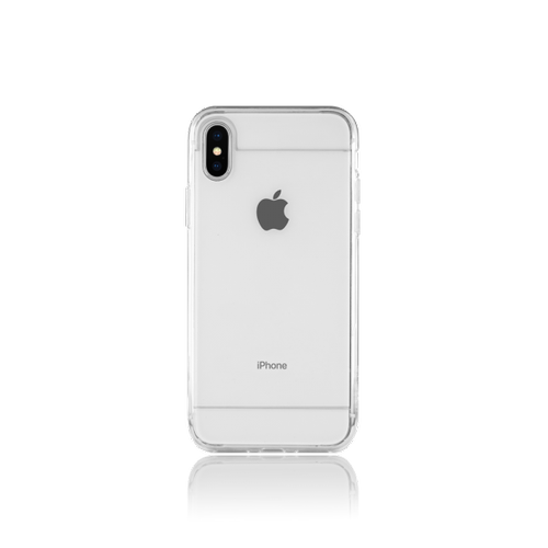 Clear Edge for iPhone X - Crystal Clear