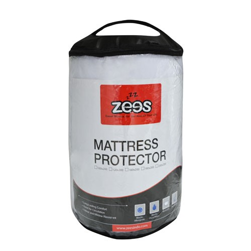 Zees Mattress Protector Elastic Band 4 Side (200 x 200 cm)