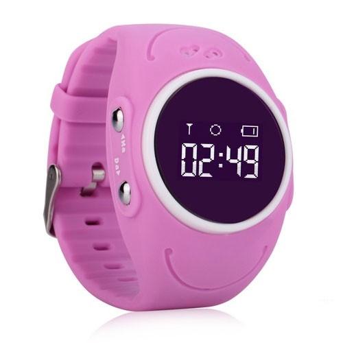 Wonlex Smart Watch Waterproof GW300s - Pink