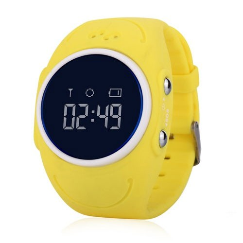 Wonlex Smart Watch Waterproof GW300s - Yellow