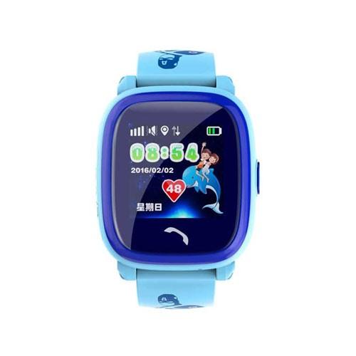 Wonlex Kids Watch Touchscreen waterproof GW400S - Blue