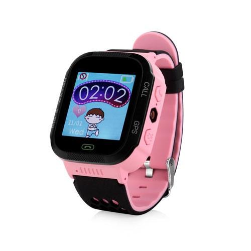 Wonlex Kids Watch with Touchscreen & Camera GW500S - Pink