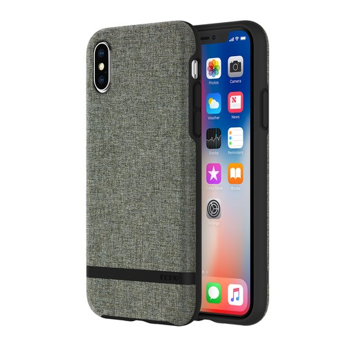 Esquire Carnaby for iPhone X - Forest Grey
