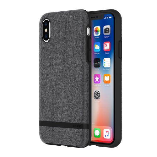 Esquire Carnaby for iPhone X - Grey