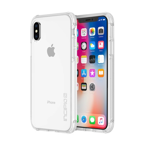 Reprieve Sport for iPhone X - Clear/Clear