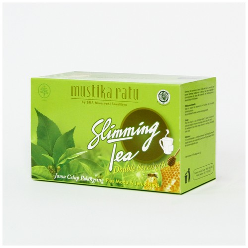 SLIMMING TEA HONEY LIME 15'S NP DOOS