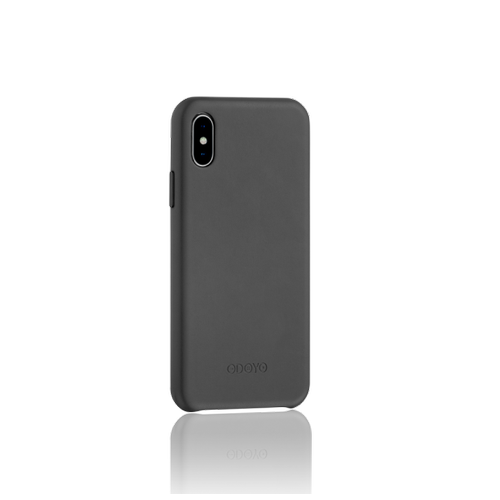 Snap Edge for iPhone X - Quartz Grey