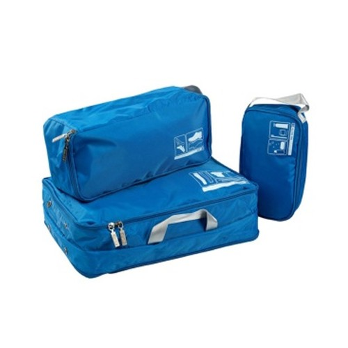 Flight 001 F1 Spak Set, Blue, (All Size)