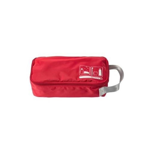 Flight 001 F1 Spak Mini Toiletry, Red, (All Size)