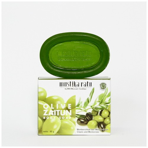 ZAITUN BODY SOAP  85 GR