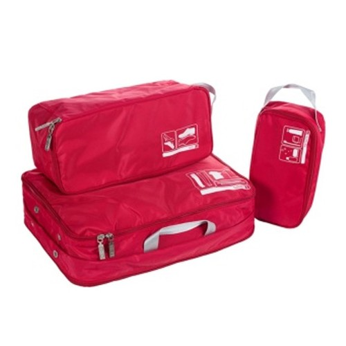 Flight 001 F1 Spak Set, Red, (All Size)