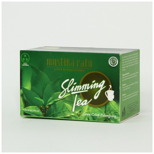 SLIMMING TEA 15'S N.PACK   DOOS
