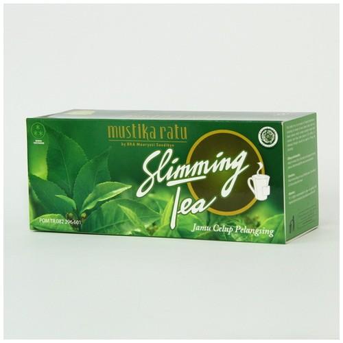 SLIMMING TEA 30'S N.PACK DOOS