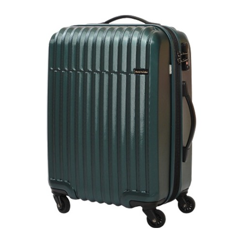 World Traveller Taipei, Emerald Green, 61cm, Lug