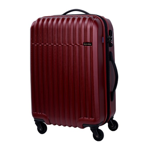 World Traveller Taipei, Champagne Red, 61cm, Lug