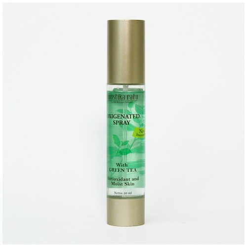 OXYGENATED SPRAY WITH GREEN TEA  50ML