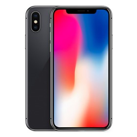 Apple iPhone X 256GB - Spac