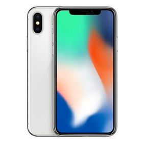 Apple iPhone X 256GB - Silv