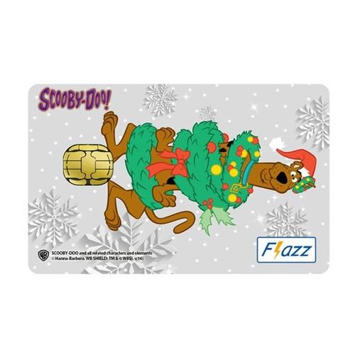 BCA Flazz - Scooby Doo