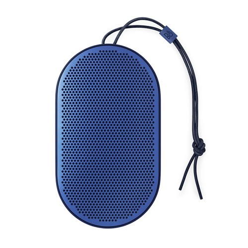 Bang & Olufsen Beoplay P2 Portable Bluetooth Speaker with Built-In Microphone - Royal Blue