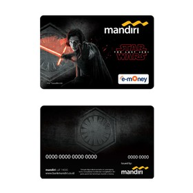 Mandiri e-Money Star Wars T
