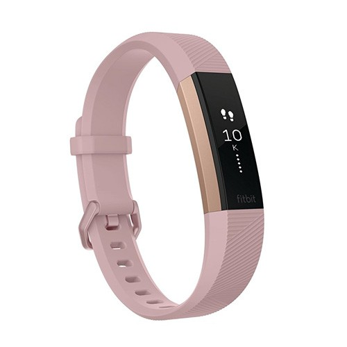 Fitbit Alta HR Large (17 - 20.5 cm) - Pink Rose Gold