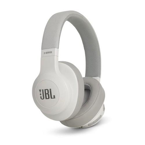 JBL Wireless Over-Ear Headphones E55BT - White