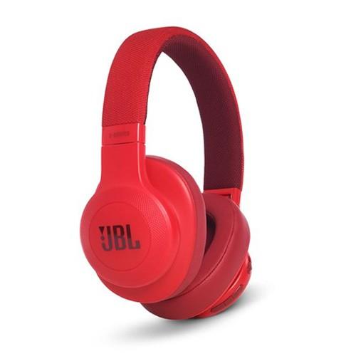 JBL Wireless Over-Ear Headphones E55BT - Red