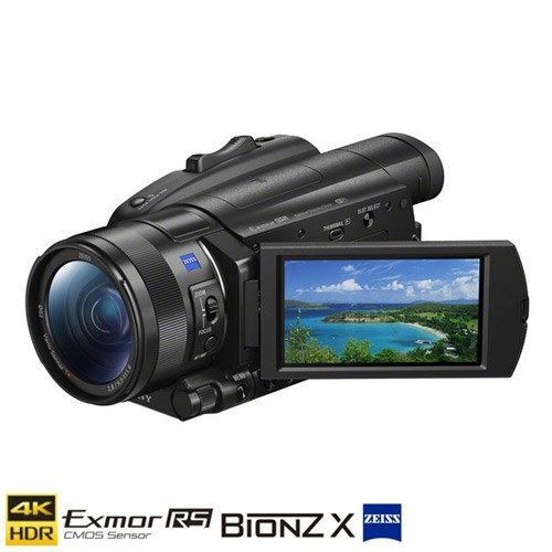 Sony Camcorder 4K HDR FDR-AX700
