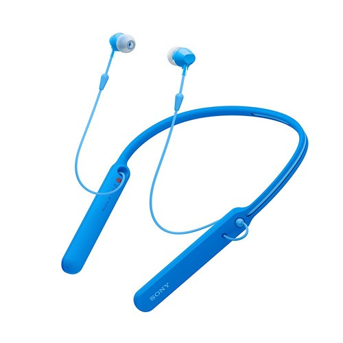 Sony Wireless In-ear Headphones WI-C400 - Blue
