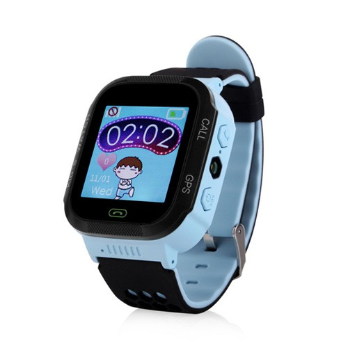 Wonlex Kids Watch with Touchscreen & Camera GW500S - Blue