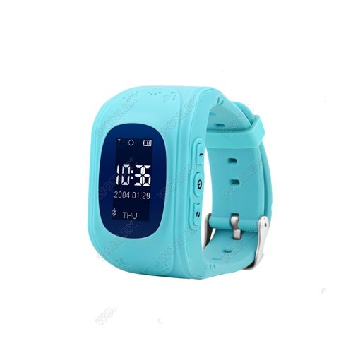 Wonlex Smart Watch Q50 Sea - Blue