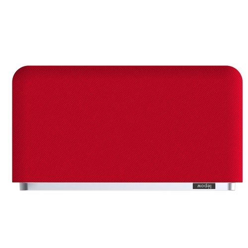 LEPOW Retro Series 10000mAh Powerbank - Red