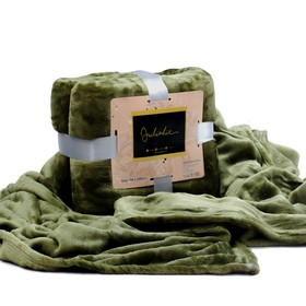 Juliahie Acrylic Blanket So
