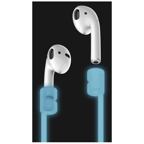 ELAGO Airpods Strap - Night Glow Blue