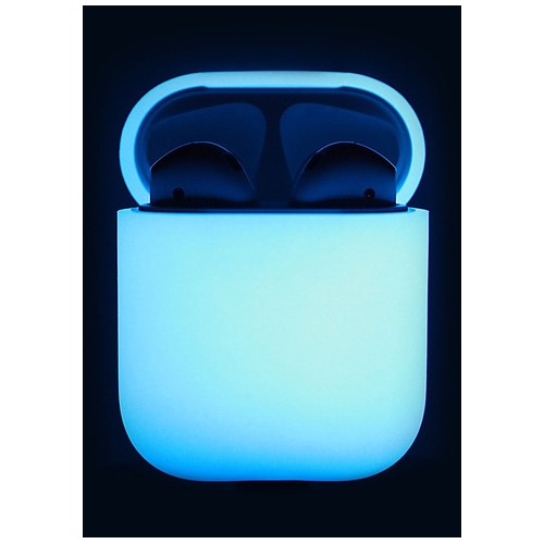 ELAGO AirPods Silicone Case - Night Glow Blue
