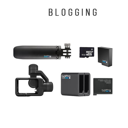 GoPro Accessories for Blogging