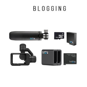 GoPro Accessories for Blogg