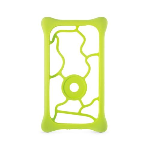 Bubble Tie-L Case for Smartphone 5 - 6.4 Inch - Green