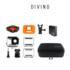 GoPro Accessories for Divin