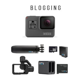 GoPro Hero6 + Accessories f