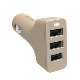 Kanex 3 Port Car Charger 4.