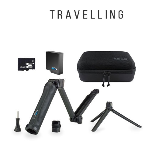 GoPro Accessories for Travelling