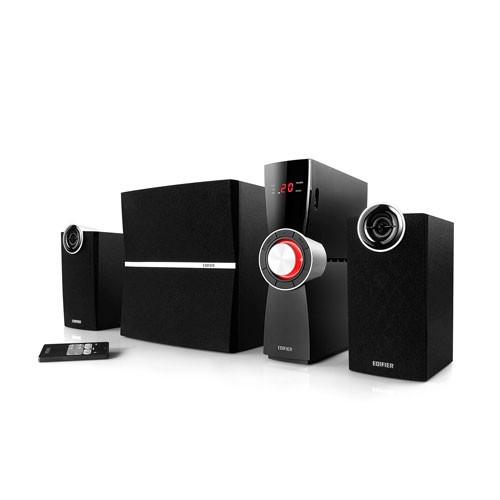 Edifier 2.1 Multimedia Speaker System C2XD - Black