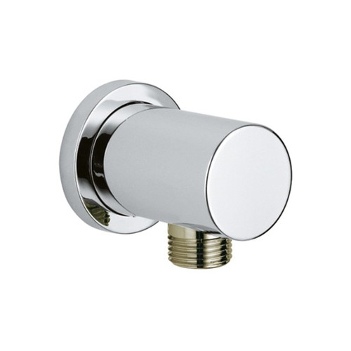 Grohe Rsh wall union 1/2 with round collar