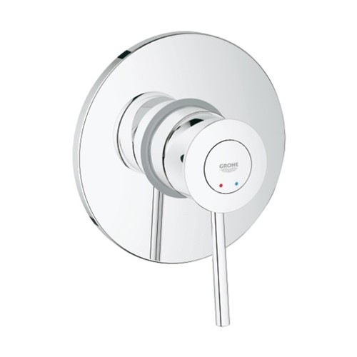 Grohe BauClassic OHM set conc. shower