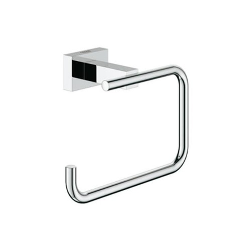 Grohe Essentials Cube Paper Holder w/o cover
