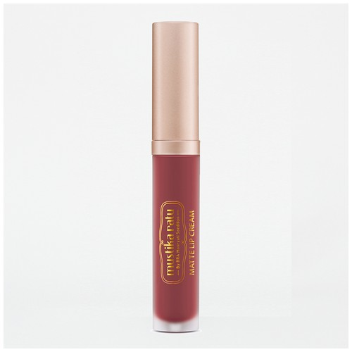 MUSTIKA RATU MATTE LIP CREAM 03 CHEERS COLUMBINES 4.7ML