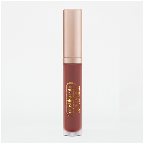 MUSTIKA RATU MATTE LIP CREAM 04 PRECIOUS POPPY 4.7ML